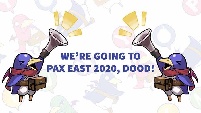 NIS America анонсирует секретную новую игру на PAX East 2020