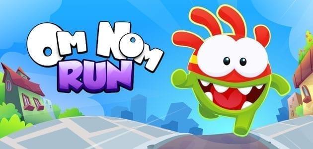 Om Nom: Run, новая игра от создателей Cut the Rope, теперь доступна по всему миру для iOS и Android
