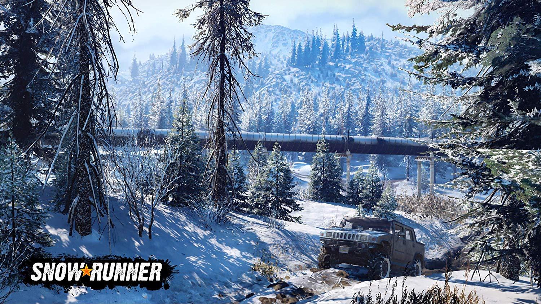 SnowRunner выйдет 28 апреля на PS4, Xbox One и ПК