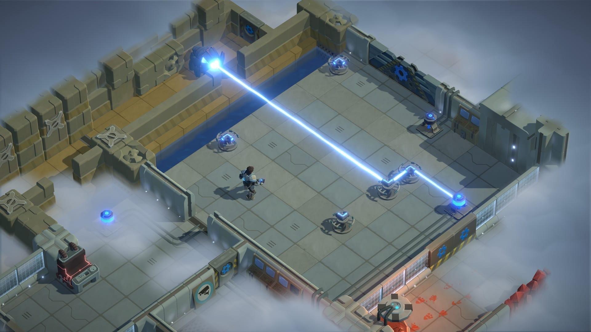 Spaceland - это последнее творение команды Tortuga, создателя Braveland