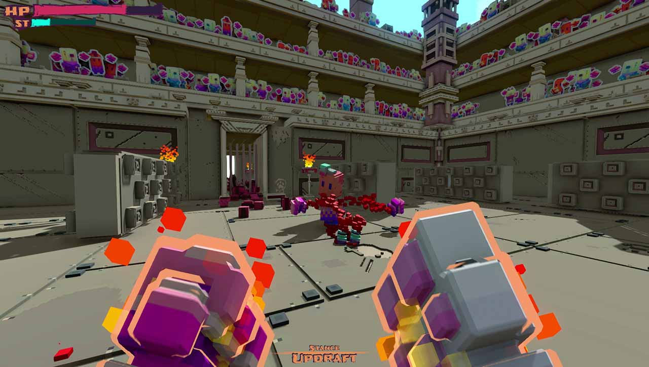 Spartan Fist от Glass Bottom Games и JanduSoft выйдет на PS4, Xbox One и Nintendo Switch 28 февраля