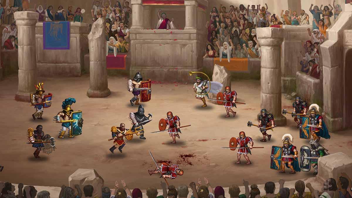 Photo of Story of a Gladiator вышла теперь на iOS и Android