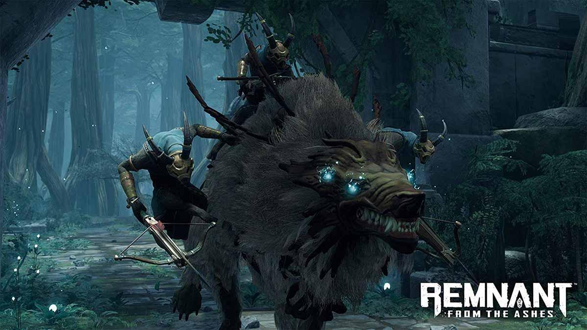 Photo of THQ Nordic получает права на распространение физической версии Remnant: From the Ashes
