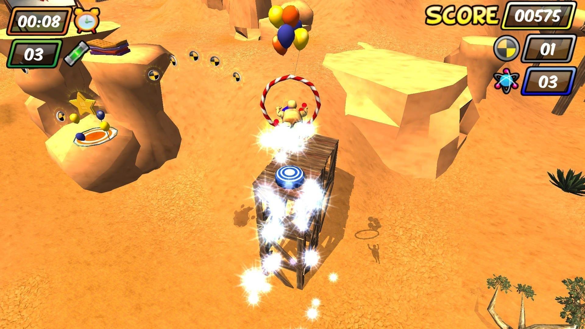 The Adventures of 00 Dilly - Юмористическая игра физики высокого полета и безумного веселья