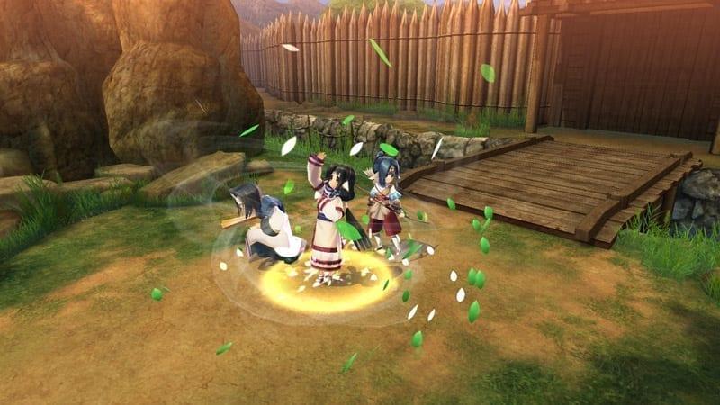 Utawarerumono: Prelude to the Fallen выйдет 29 мая