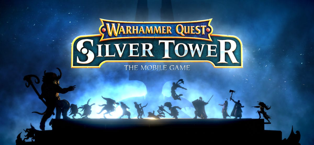 Warhammer Quest: Silver Tower выйдет для iOS и Android в 2020 году