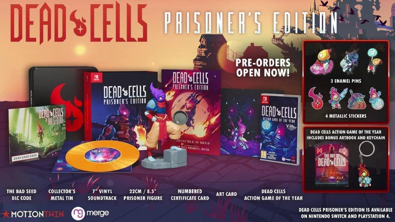 Dead Cells - Prisoner's Edition выйдет 23 июня