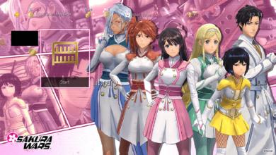 Ваш первый взгляд на волнующие, захватывающие боевые последовательности в Sakura Wars