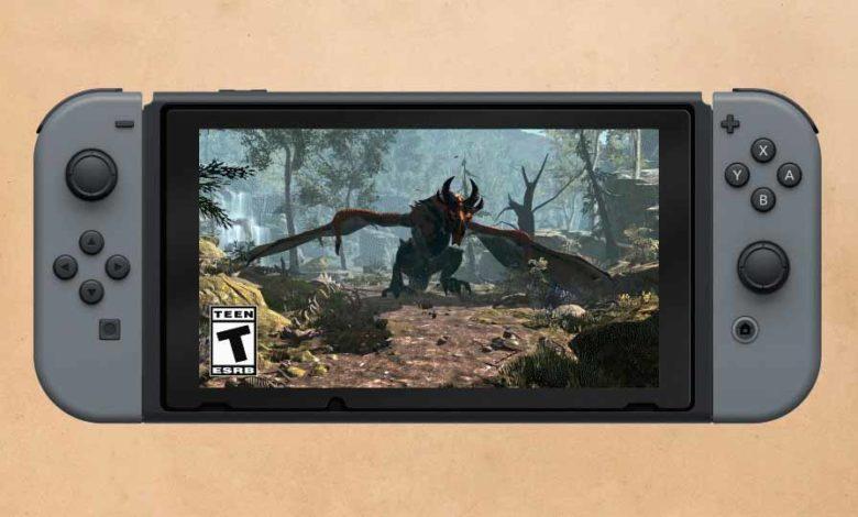 Версия The Elder Scrolls: Blades для Nintendo Switch выйдет весной 2020 года