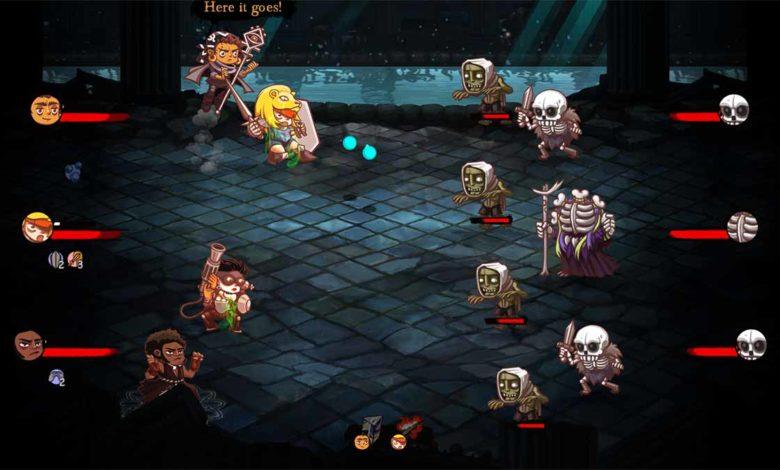 Восхитительно блестящая тактическая RPG Bonfire теперь доступна в Steam