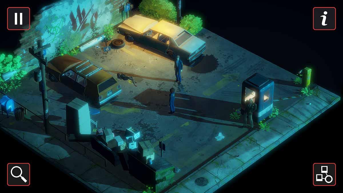 Вышел новый эпизод игры Murder Mystery Machine в Apple Arcade