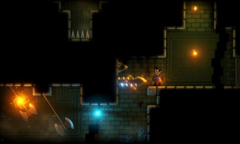 В хардкорный 2D платформер Robbie Swifthand and the Orb of Mysteries можно сыграть бесплатно