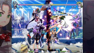 Photo of Для файтинг-игры Vanguard Princess вышел последний DLC