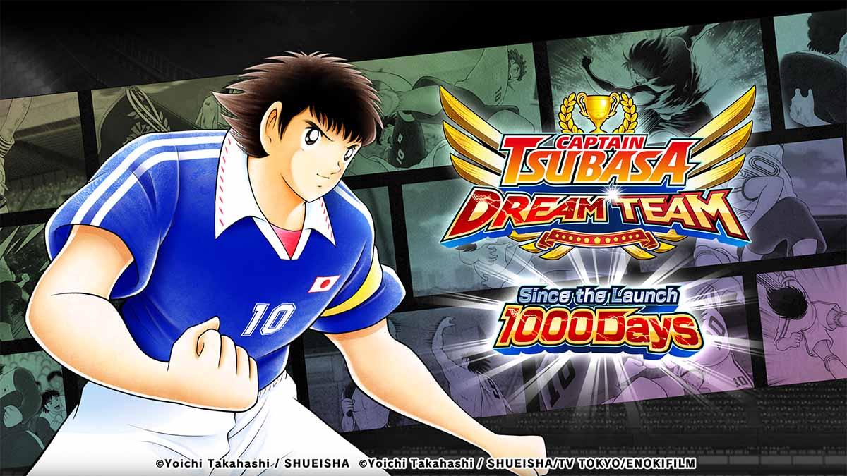 Для Captain Tsubasa: Dream Team вышло большое обновление