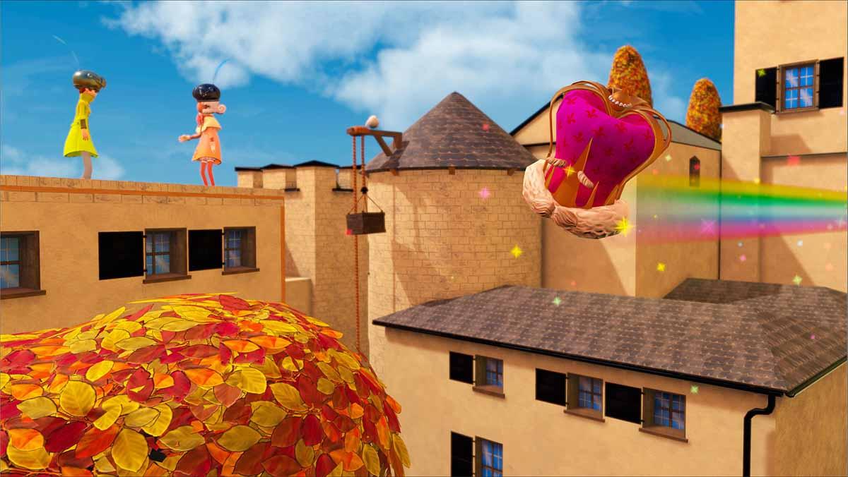 Photo of Игра для вечеринок Chapeau выйдет 31 марта на Nintendo Switch и ПК