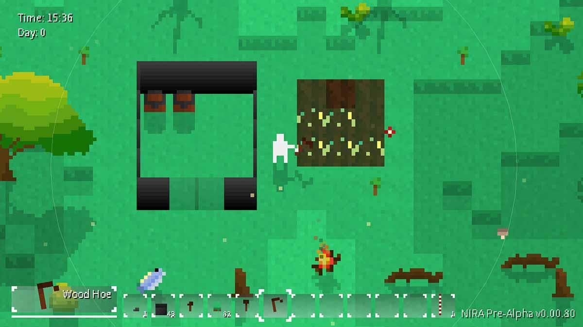 Игра на выживание Nira теперь в бета-версии. Доступны ключи