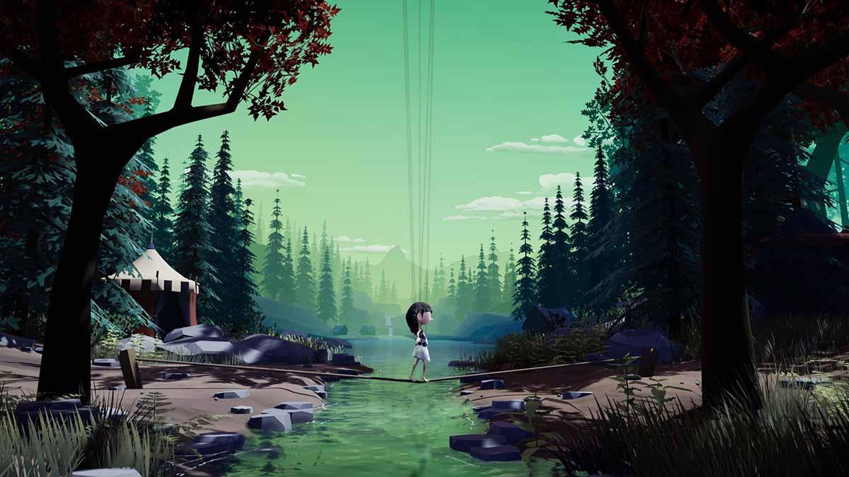 Игра о марионетке Эбби A Juggler's Tale выйдет в 2021 году на ПК, PS4, Xbox One и Nintendo Switch