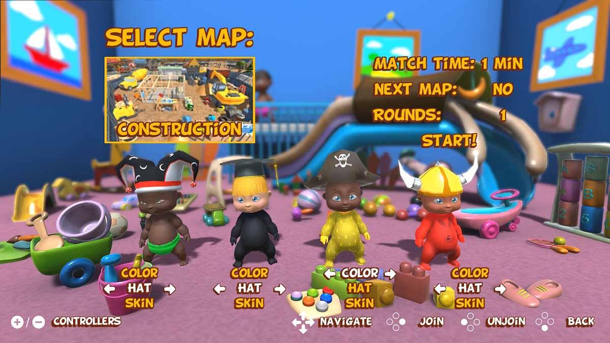 Photo of Игра про игривых младенцев Pooplers выйдет на ПК 12 марта и Nintendo Switch 20 марта