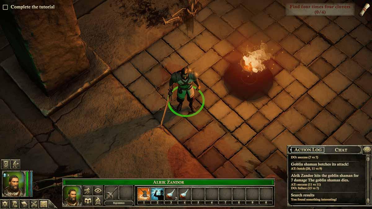 Издатель Wild River Games представил кооперативную многопользовательскую RPG - The Dark Eye: Book of Heroes