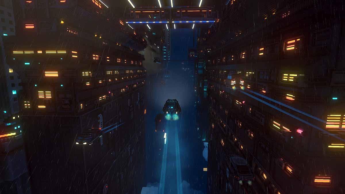 Киберпанк-игра Cloudpunk выйдет на ПК 23 апреля