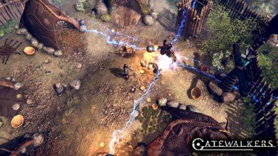 Коперативная экшн-игра Gatewalkers получает новый трейлер