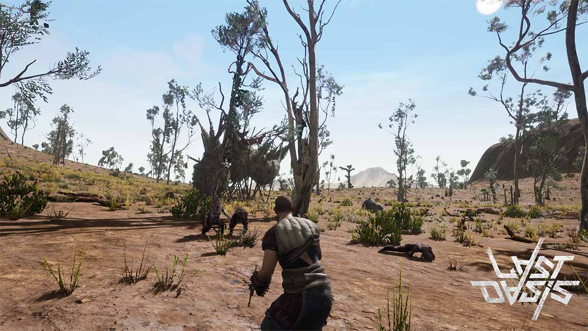 Кочевая ММО о выживании игра Last Oasis от студии Donkey Crew выходит в ранний доступ Steam 26 марта