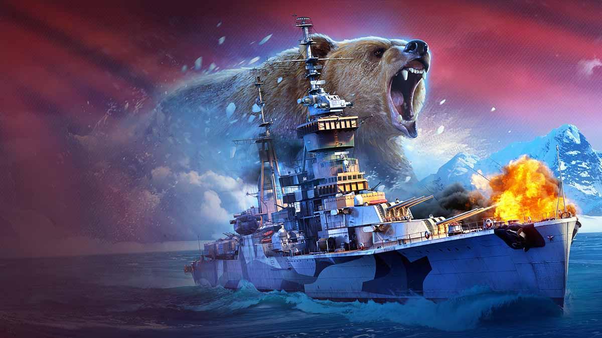 Photo of Красные идут в World of Warships: Legends