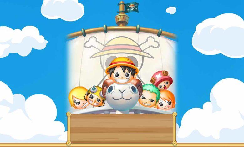 Мобильная игра-головоломка One Piece Bon! Bon! Journey!! вышла на iOS и Android
