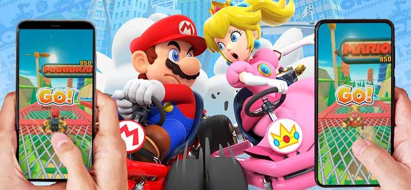 Мультиплеер в реальном времени подходит к Mario Kart Tour для смартфонов