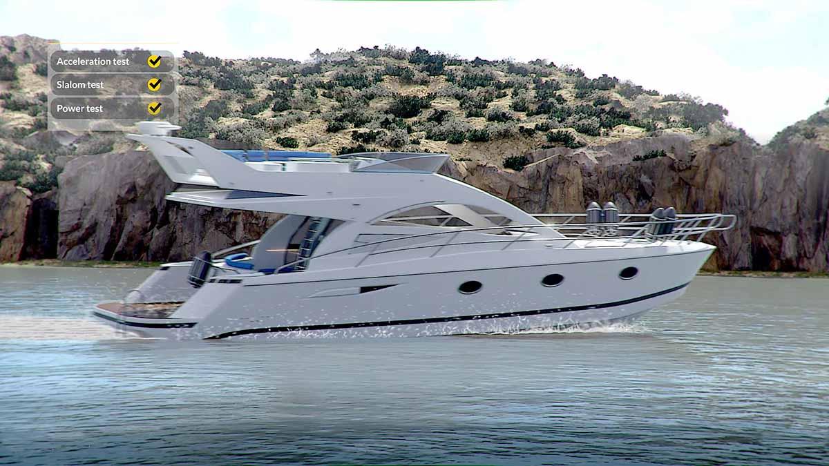 Эй, на палубе! Yacht Mechanic Simulator бьет по синеве с новым трейлером!