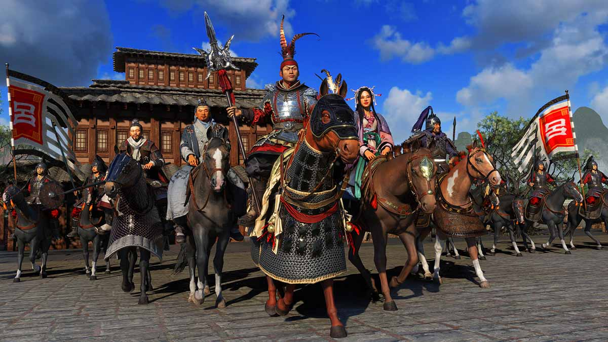 Photo of Новая глава World Betrayed для Total War: Three Kingdoms выйдет 19 марта