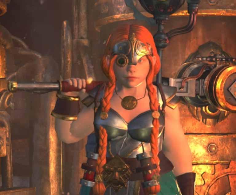 Photo of Новый бесплатный персонаж Кила для Warhammer: Chaosbane