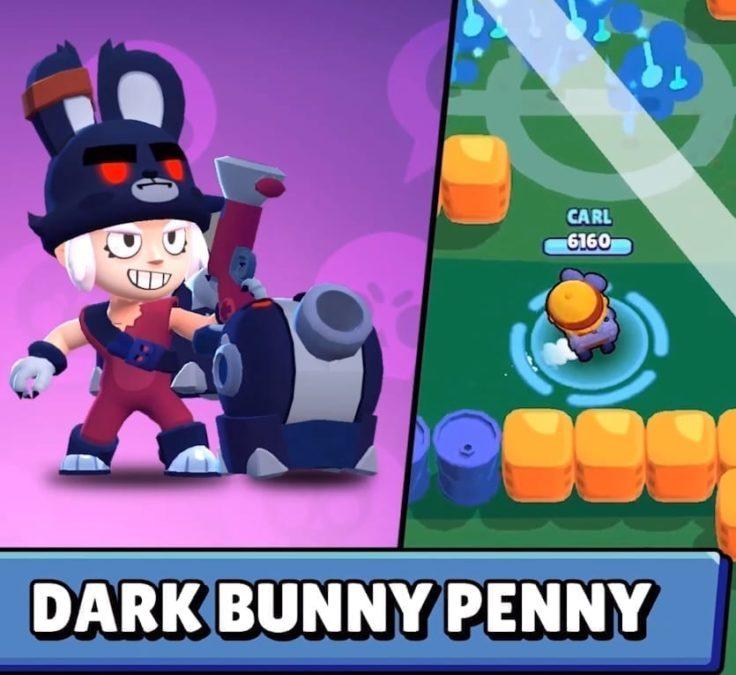 Новый скин Dark Bunny Penny.