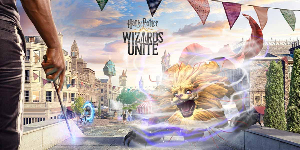 Озорной волшебный беспредел приближается к Harry Potter: Wizards Unite