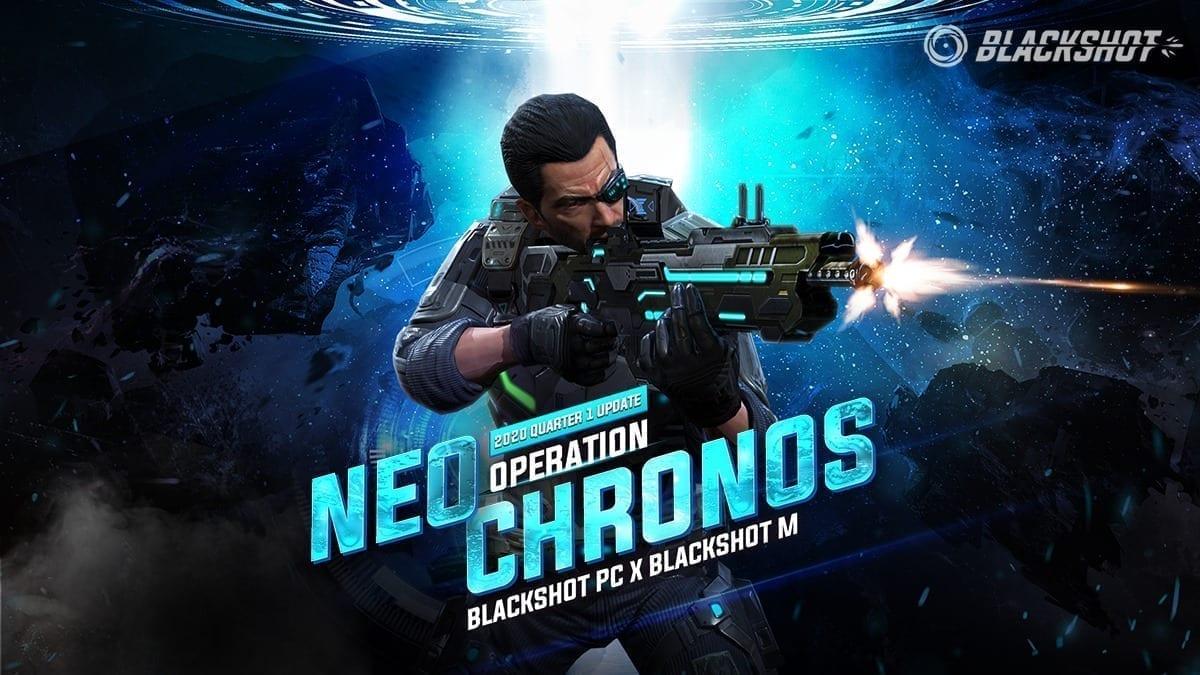 Онлайн-шутер BlackShot получает обновление Operation: Neo Chronos