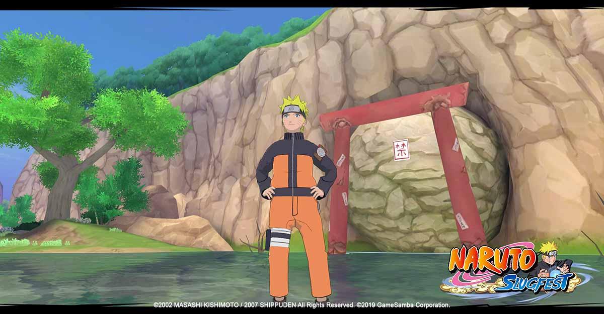 Photo of Официальный запуск мобильной игры Naruto: Slugfest состоится 20 марта 2020 года