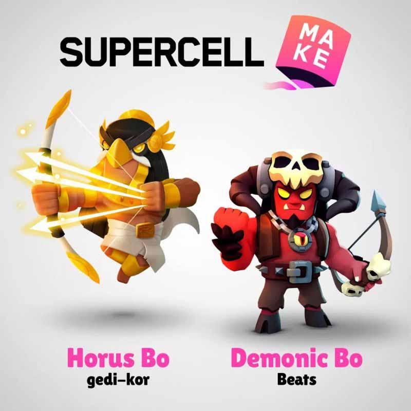 Победители Supercell Make Bonanza Horus Bo и Demonic Bo могут появиться в следующем обновлении или в ближайшем будущем