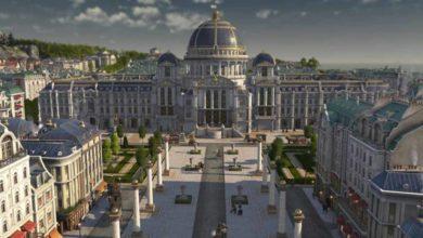 Постройте престижный дворец в «Seat of Power», новейшем DLC к Anno 1800
