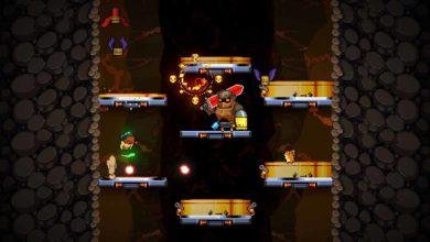 Photo of Сегодня Exit the Gungeon стала доступна на Nintendo Switch и Steam