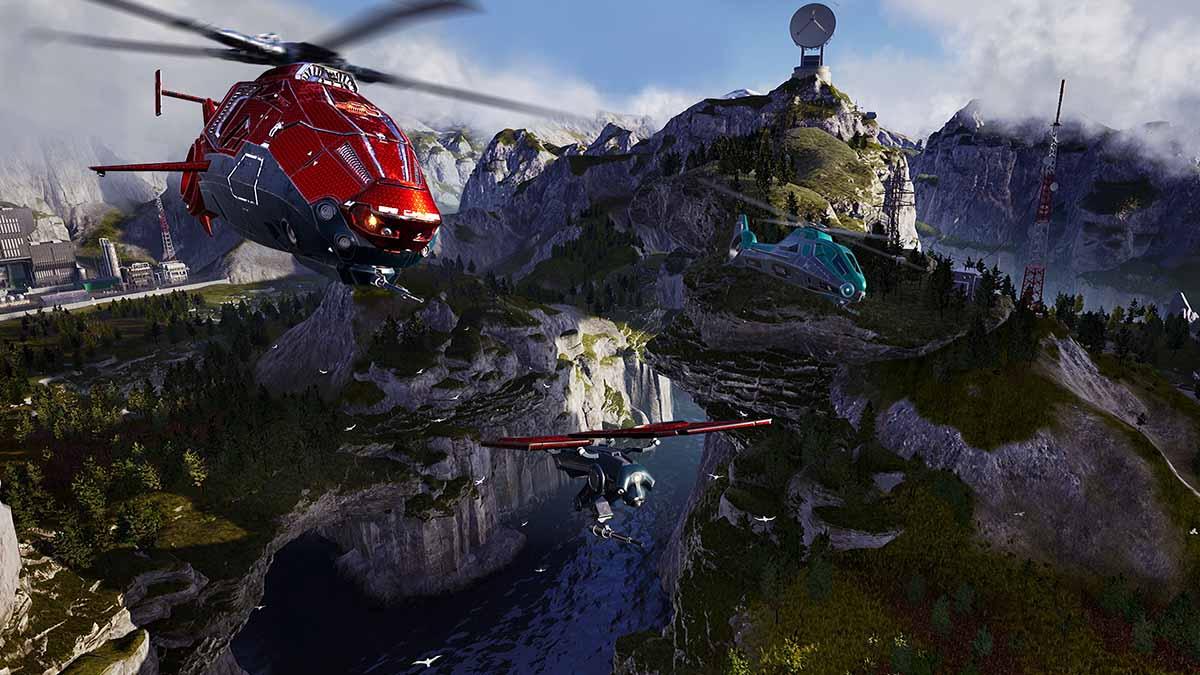 Симулятор вертолетного шутера Comanche теперь доступен в Steam