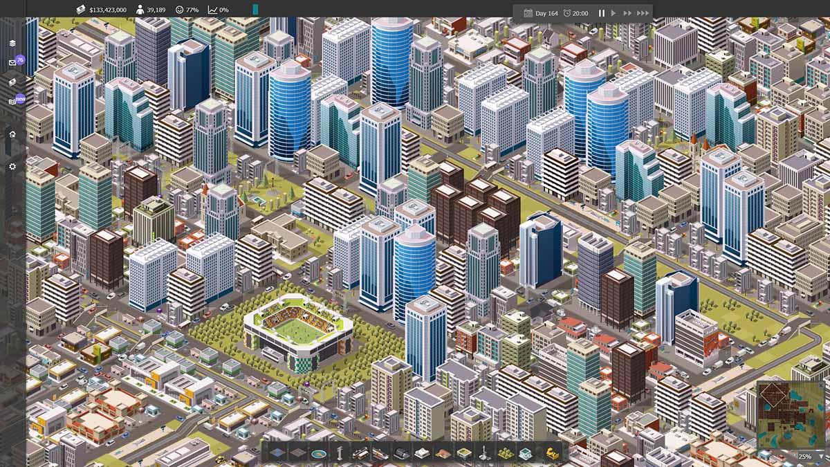 Симулятор градостроительства Smart City Plan стал доступен для ПК