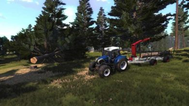 Photo of Симулятор лесного хозяйства Lumberjack's Dynasty выйдет в раннем доступе в апреле