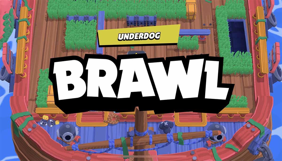 Система Underdog будет добавлена в следующем обновлении Brawl Stars