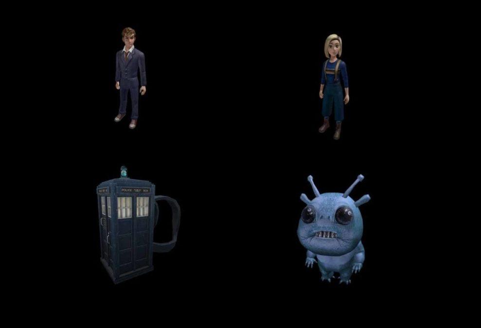 Сообщество Roblox может бесплатно получить набор виртуальных предметов «Доктор Кто»