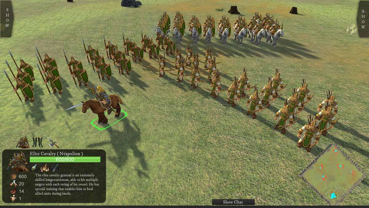 Состоялся официальный запуск MMO игры World Of Conquerors: Origins