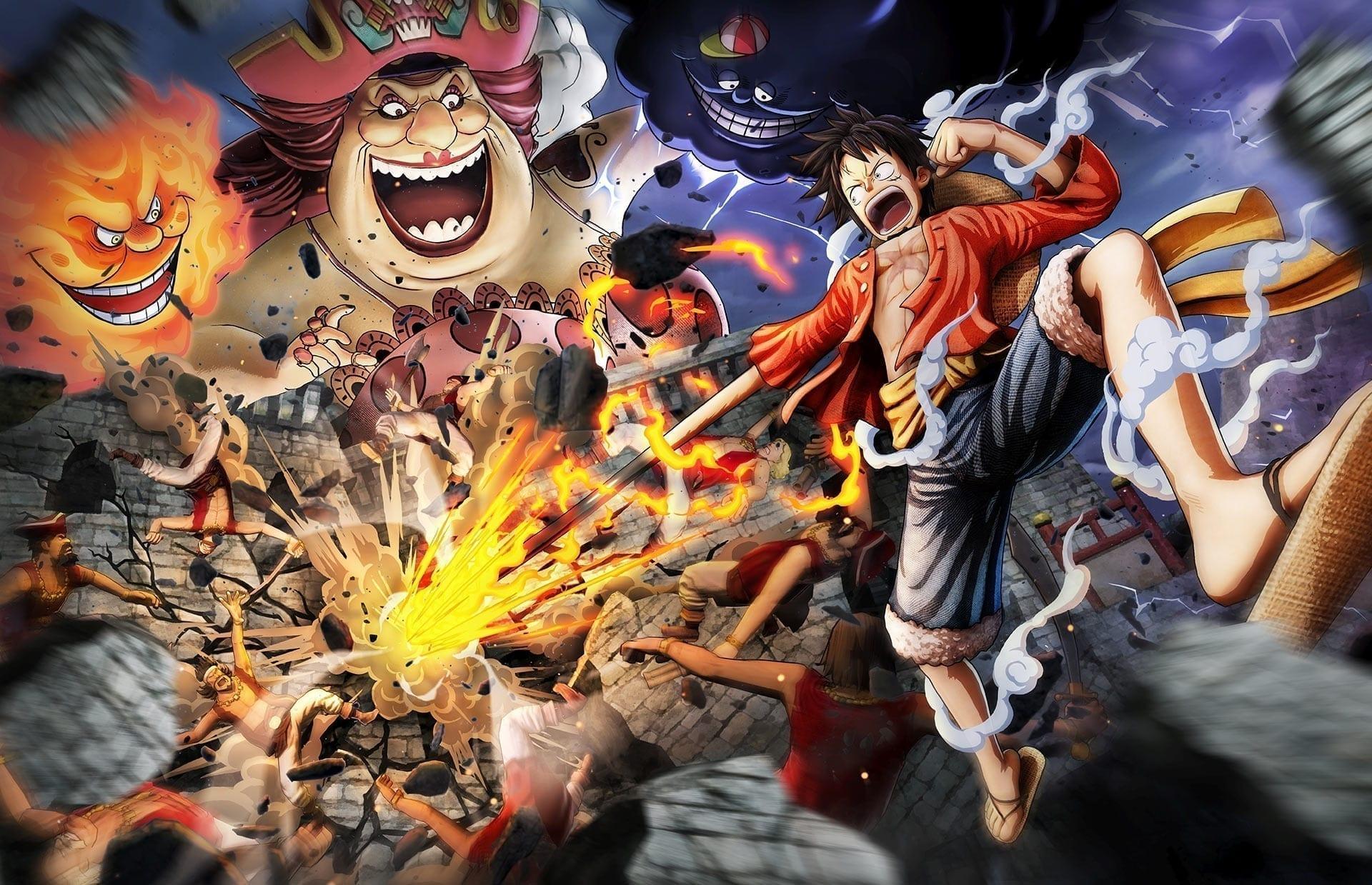 Photo of Специальные приёмы всех играбельных персонажей в One Piece: Pirate Warriors 4