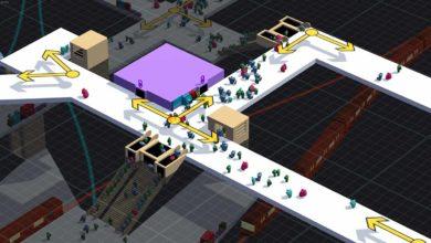 Спроектируйте и постройте станцию метро в STATIONflow, запуск которой состоится 15 апреля в Steam