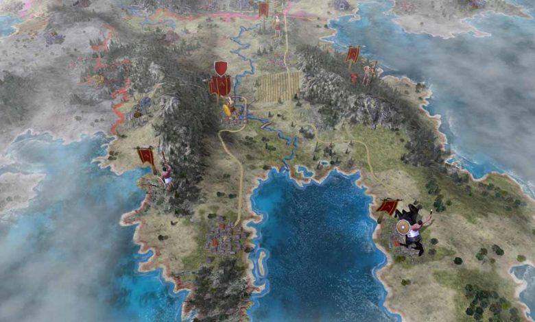 Стратегическая игра Imperiums: Greek Wars входит в бета версию, и приглашают игроков к участию