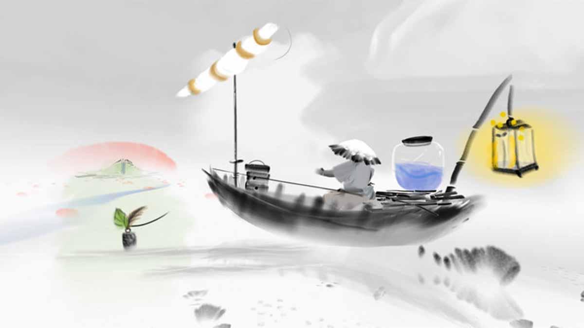 Сюжетно-ориентированная игра Mirages of Winter вышла на iOS