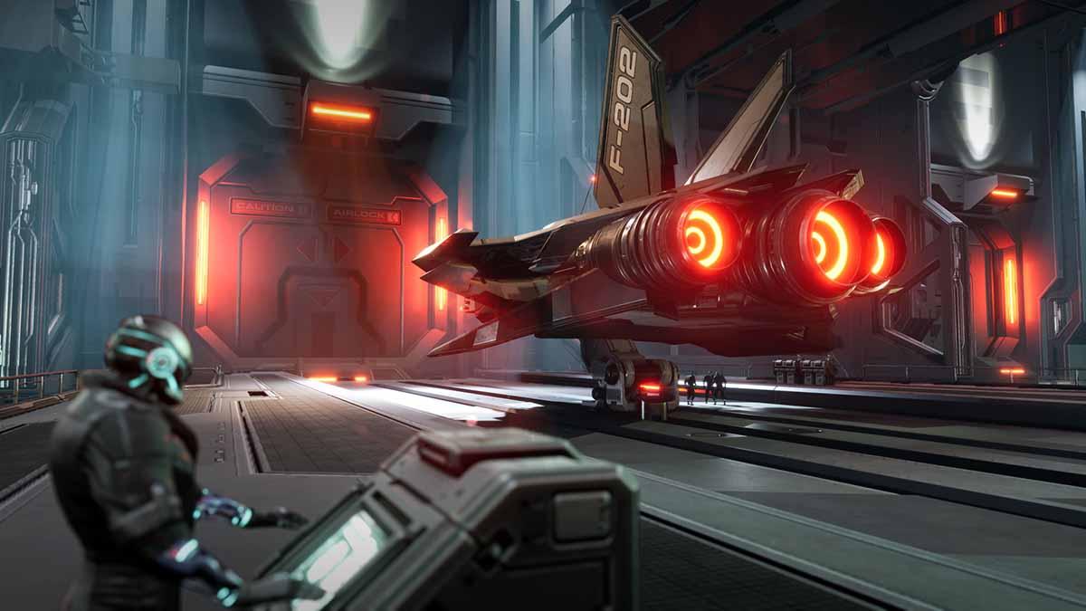 Управлять космическими кораблями и сражаться в Project Genesis можно будет уже 24 апреля